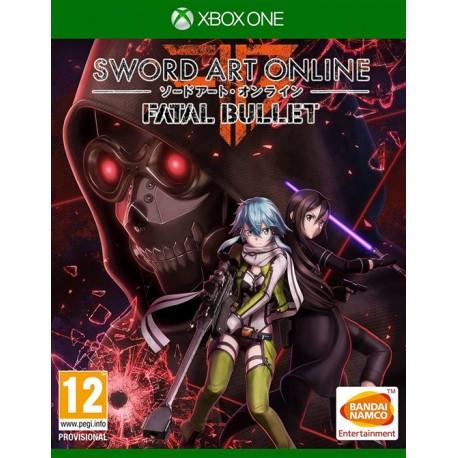 Igra Sword Art Online: Fatal Bullet (Xbox One)