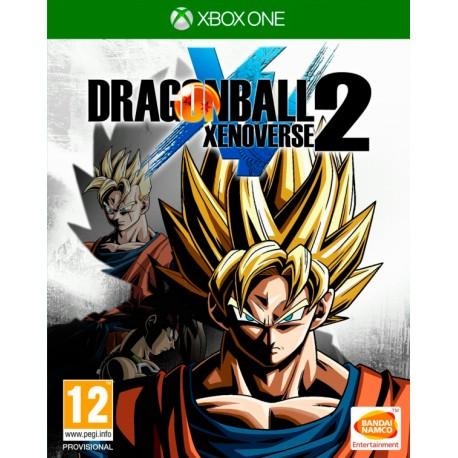 Igra Dragonballz Xenoverse 2 (xbox one)