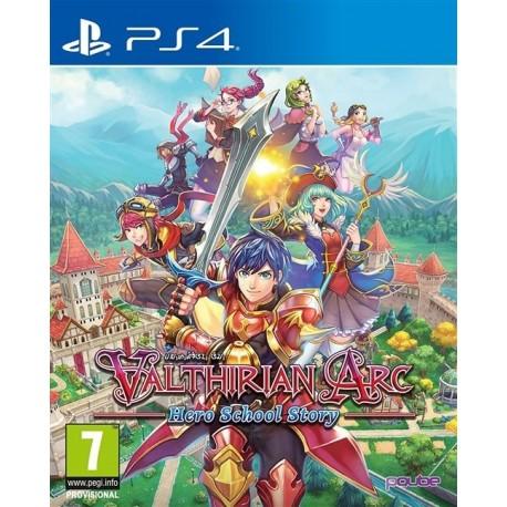 Igra Valthirian Arc: Hero School Story (PS4)
