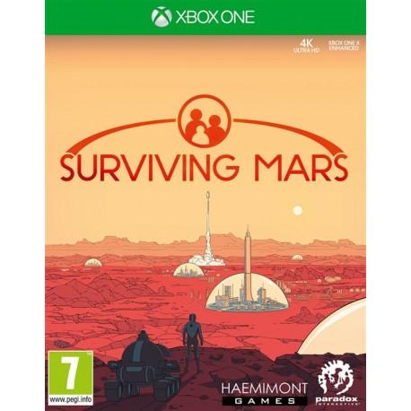 Igra Surviving Mars (Xbox One)