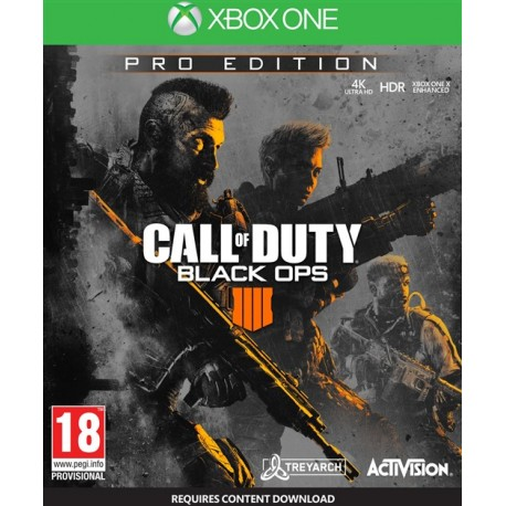 Igra Call of Duty: Black Ops 4 Pro Edition (Xbox One)