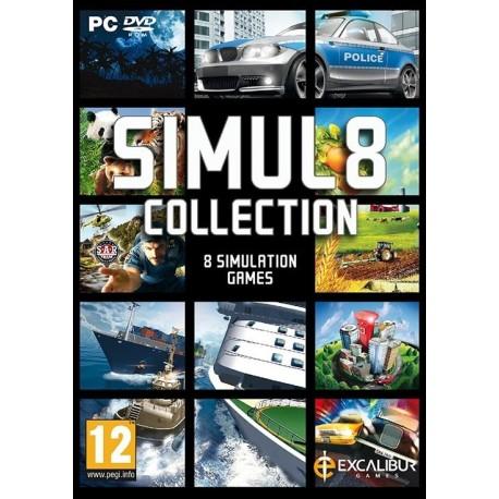 Igra SIMUL8 COLLECTION (PC)