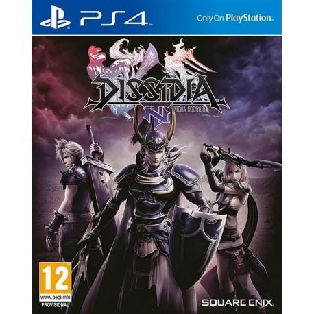 Igra Dissidia Final Fantasy NT (playstation 4)