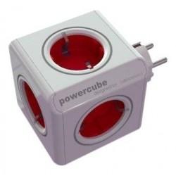 Električni razdelilec PowerCube Original, rdeča