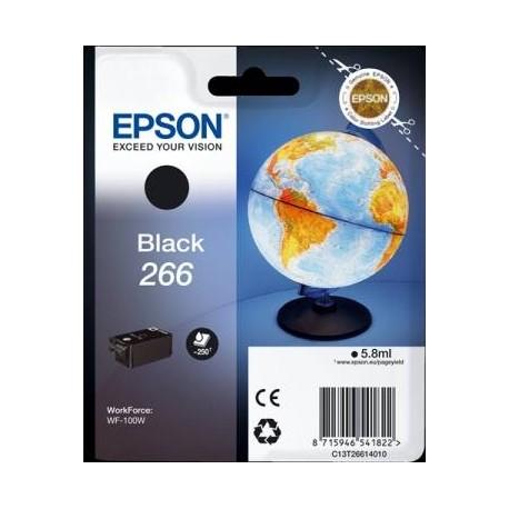 Črnilo Epson 266, črno (C13T26614010)