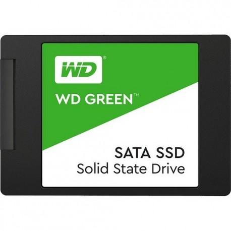 SSD disk 480GB SATA3 WD GREEN, WDS480G2G0A