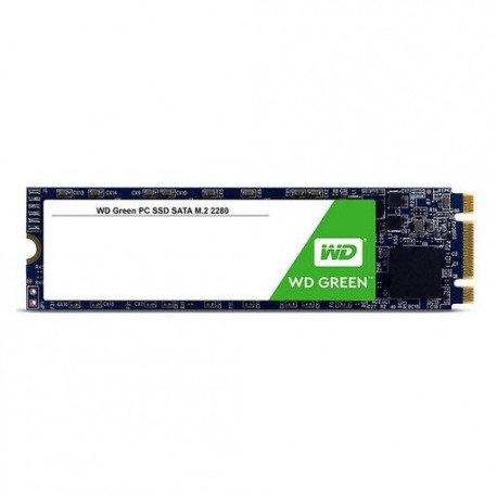 SSD disk 480GB M.2 SATA3 WD GREEN, WDS480G2G0B