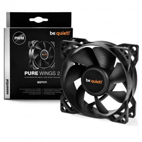 Ventilator za ohišje 80mm BE QUIET! Pure Wings 2 PWM (BL037)