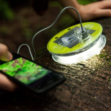 Solarna svetilka moja lučka Luci® Pro Outdoor 2.0