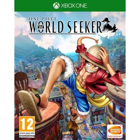 Igra One Piece: World Seeker (Xone)