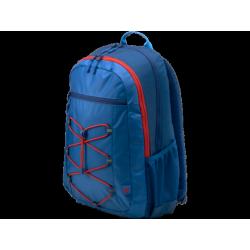 Nahrbtnik za prenosnik 15.6 HP Active Backpack navtično modra/koralno rdeča