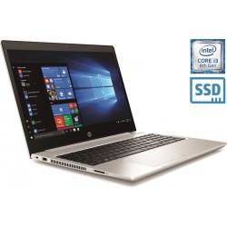 Prenosnik HP ProBook 450 G6, i3-8145U, 8GB, SSD 256, W10P (5TK70EA)