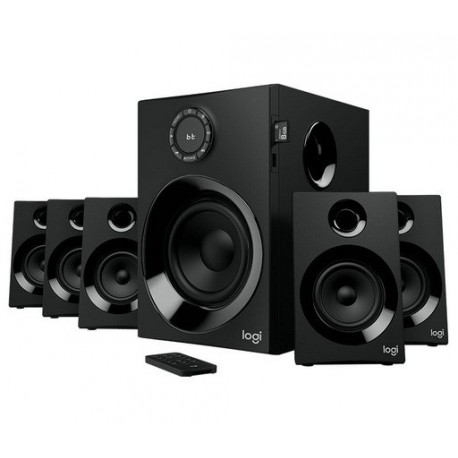 Zvočniki Bluetooth Logitech Z607 5.1 80W RMS