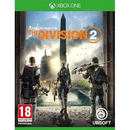 Igra Tom Clancy\s The Division 2 (Xone)