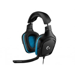 Slušalke Logitech G432 7.1 Gaming Leatherette