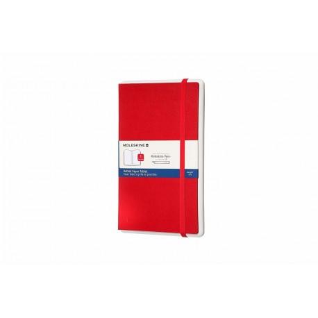 Pametno pisalo MOLESKINE PAPER TABLET DOTTED L01 RED HARD