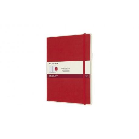 Pametno pisalo MOLESKINE PAPERTABLET RULED XL01 RED HARD