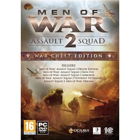 Igra Men of War: Assault Squad 2 - War Chest Edition (PC)