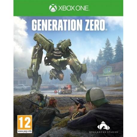 Igra Generation Zero(Xone)
