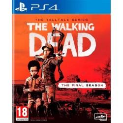 Igra The Walking Dead: The Final Season (PS4)