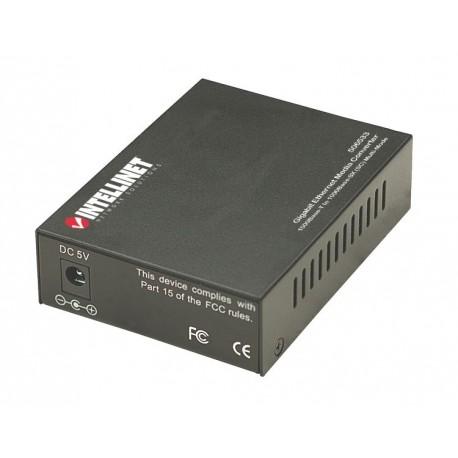 Pretvornik FO-UTP 1000/1000 SC Multimode Digitus