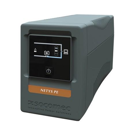 UPS Socomec Netys PE 1500VA/900W LCD