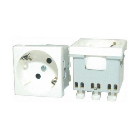 SIMC-45x45 modul 1x220V FTC bel