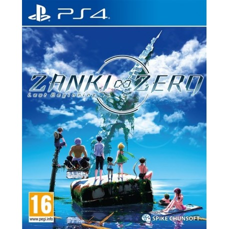Igra Zanki Zero: Last Beginning (PS4)