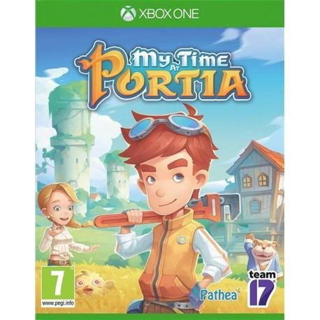 Igra My Time At Portia (Xone)