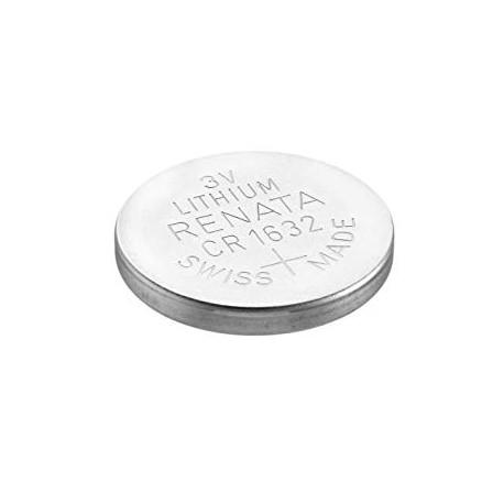Gumb baterija litijeva CR1632 Renata