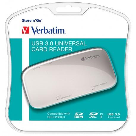 Čitalec kartic USB 3.0 Verbatim 97706