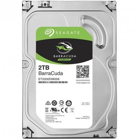 Trdi disk 3.5 SATA3 2TB 256MB 7200rpm Seagate BarraCuda