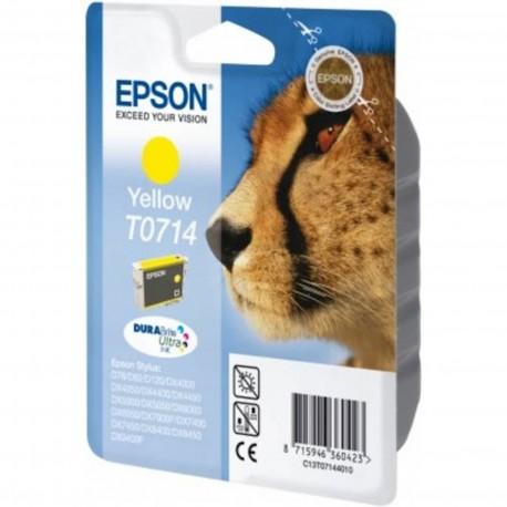 Črnilo Epson C13T07144012, rumeno