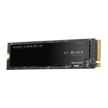 SSD disk 1TB M.2 NVMe WD BLACK SN750 , WDS100T3X0C