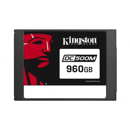 SSD disk 960GB SATA3 Kingston DC500M
