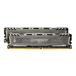 Pomnilnik DDR4 32GB (2x16GB) 3200 Crucial Ballistix Sport LT, BLS2K16G4D32AESB
