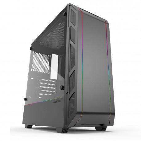 Ohišje ATX PHANTEKS ECLIPSE P350X TEMPERED GLASS RGB LED, črno