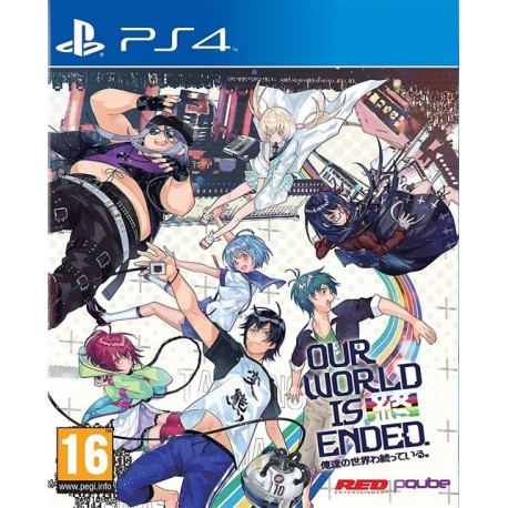 Igra Our World Is Ended - Day One Edition (PS4)