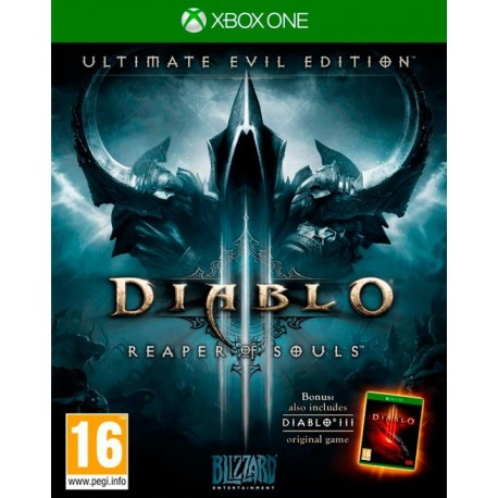 Igra Diablo III - Ultimate Evil Edition (xbox one)