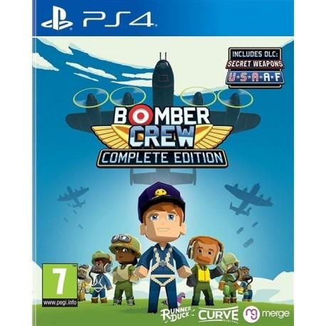 Igra Bomber Crew - Complete Edition (PS4)