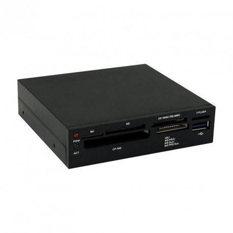 LC-POWER LC-CR-2 USB3.0 vgradni čitalec kartic