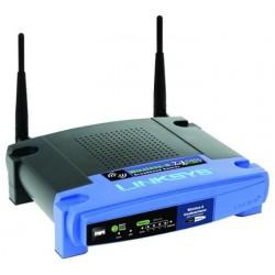 Usmerjevalnik (router) brezžični Linksys WRT54GL -D