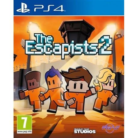 Igra The Escapists 2 (PS4)