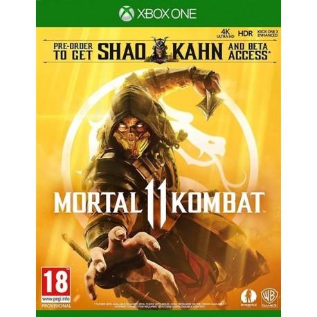 Igra Mortal Kombat 11 (Xone)