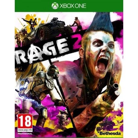 Igra Rage 2 (Xone)