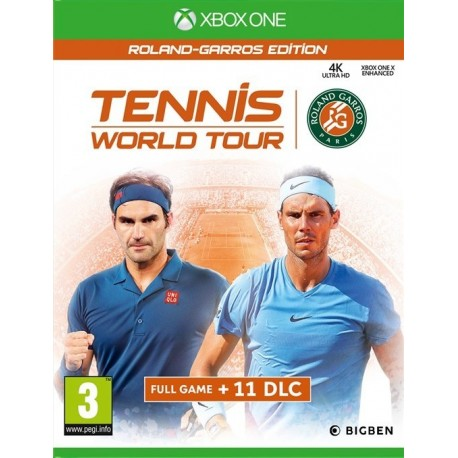 Igra Tennis World Tour - Roland Garros Edition (Xone)