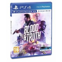 Igra Blood & Truth VR (PS4)