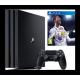 Igralna konzola Sony PlayStation 4 Pro 1TB, črna + igra Fifa 2018