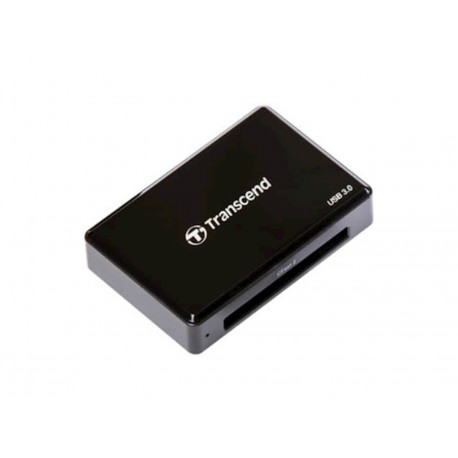 Čitalec kartic Transcend RDF2, črn, USB3.0/2.0, Cfast