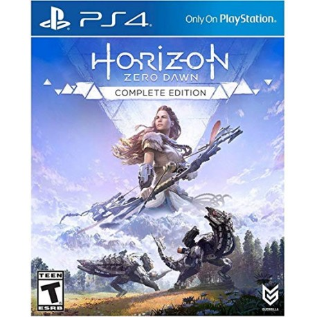 Igra Horizon Zero Dawn - Complete Edition - PlayStation Hits (PS4)